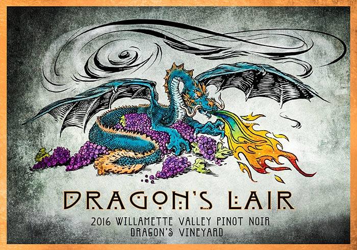 Dragon's Lair Piont noir