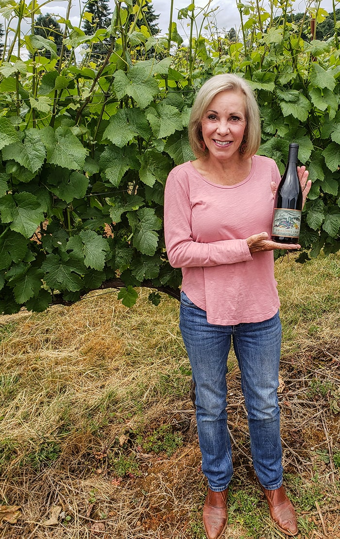 Trudy Salerno, Dragons Vineyard