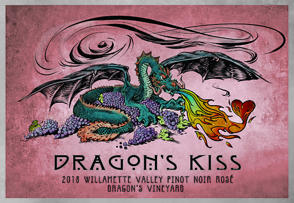 Dragon's Lair Rosé of Pinot Noir 2018