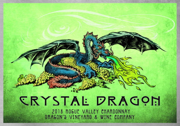 Chrystal Dragon Chardonnay